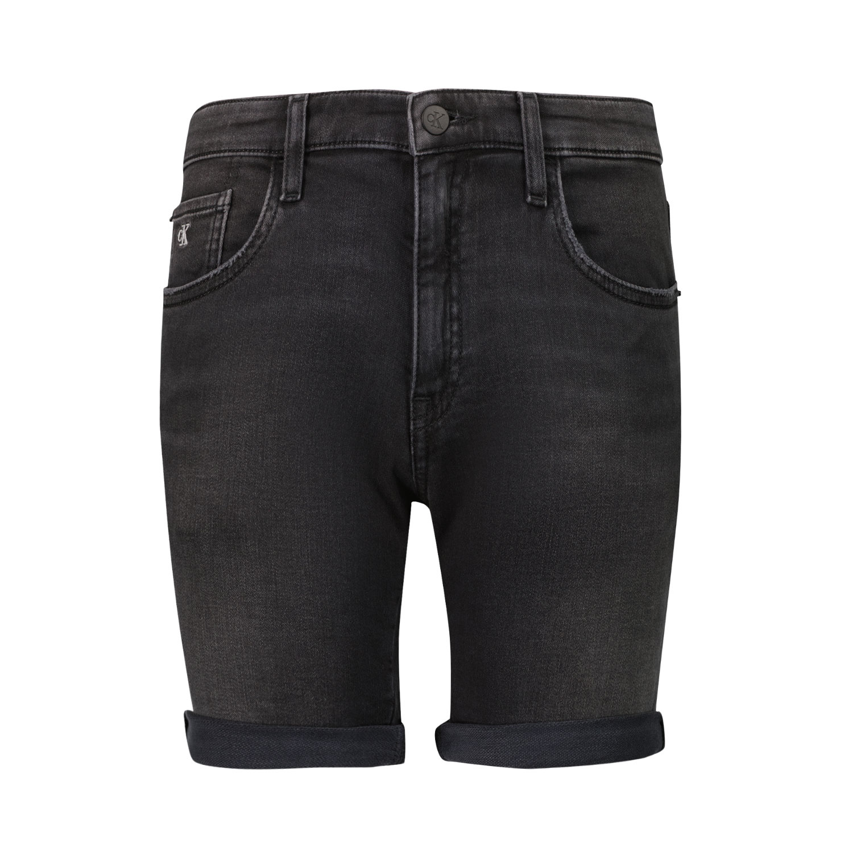 Afbeelding van Calvin Klein IB0IB00416 kinder shorts zwart
