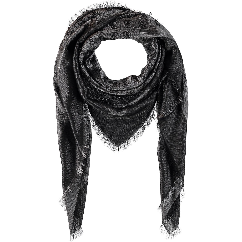Afbeelding van Guess AW7971VIS03 dames foulard zwart