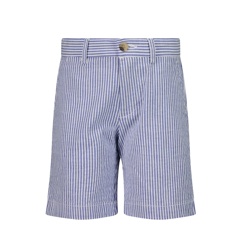 Afbeelding van Ralph Lauren 834377 kinder shorts blauw