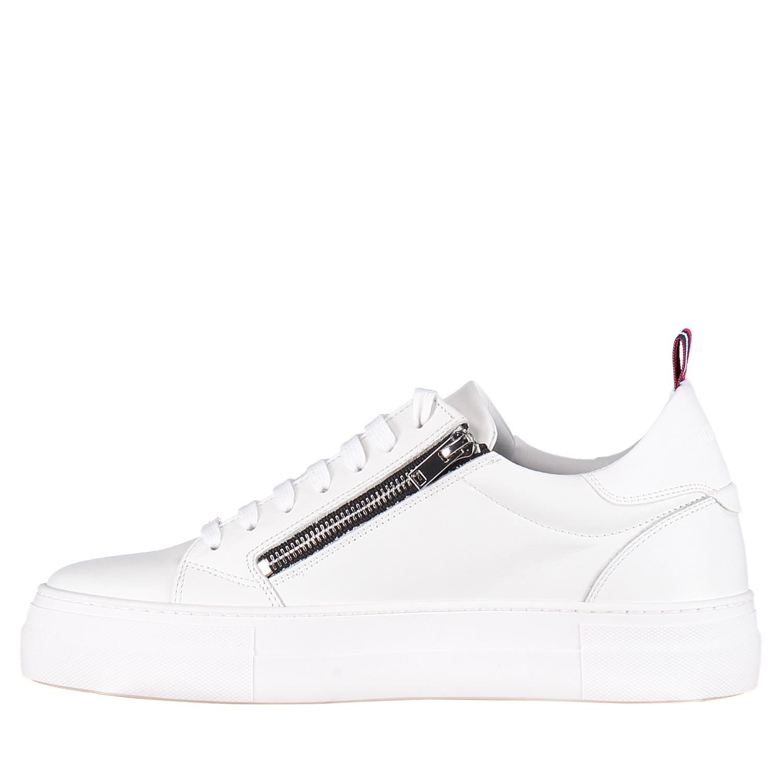 faf36e96875 Afbeelding van Antony Morato MMFW01124 heren sneakers wit
