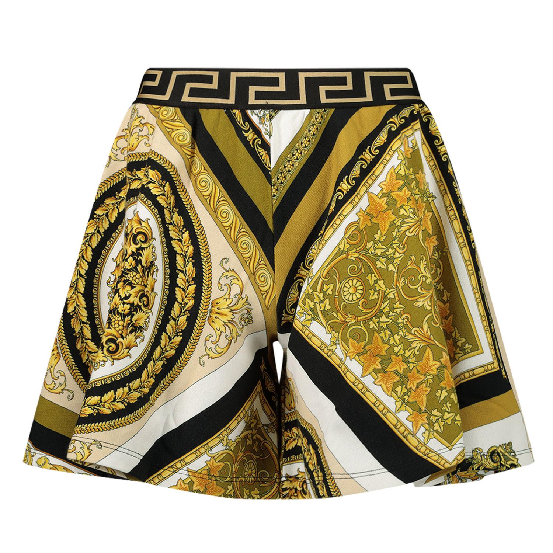 Afbeelding van Versace 1000363 1A00265 kinderrokje goud