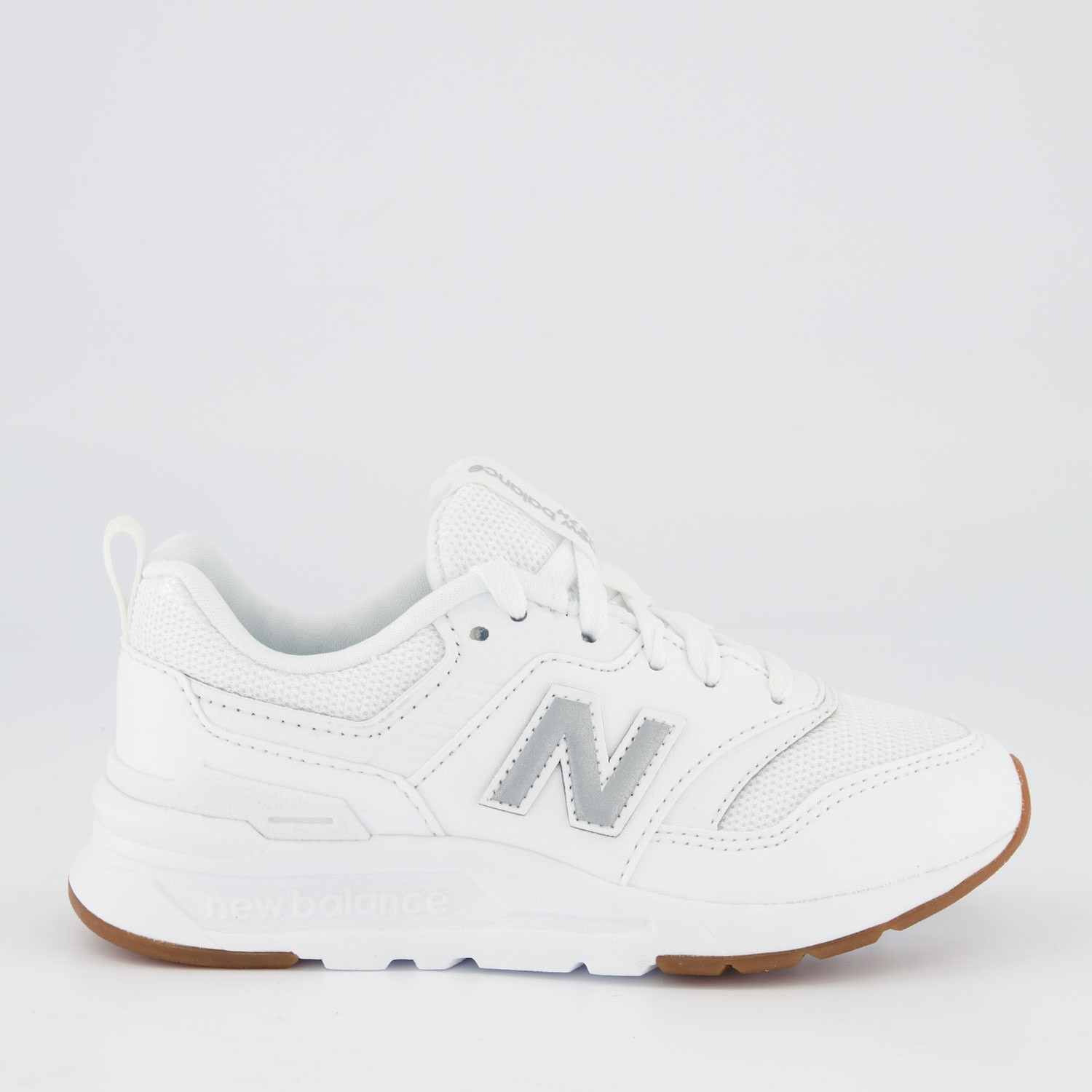 Picture of New Balance PR997 kids sneakers white