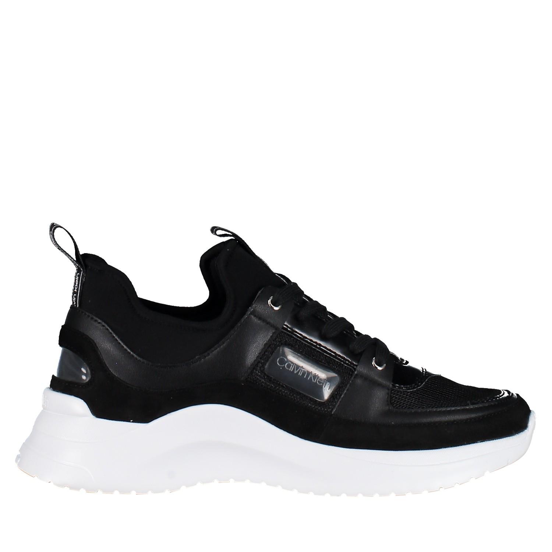 Afbeelding van Calvin Klein ULTRA dames sneakers zwart