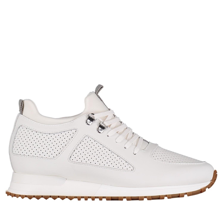 Afbeelding van Mallet TE1018 GUM heren sneakers wit
