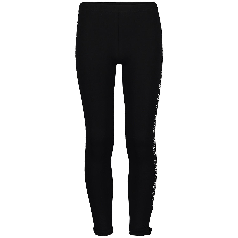 Afbeelding van Guess J92B01 kinder legging zwart