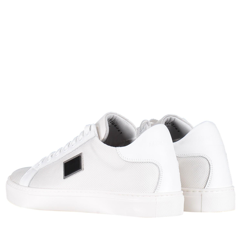 61fce188ee0 Antony Morato Mmfw01117 heren heren sneakers wit bij Coccinelle