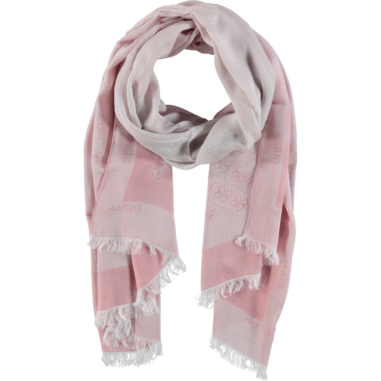 Afbeelding van Guess AW7740MOD03 dames sjaal licht roze