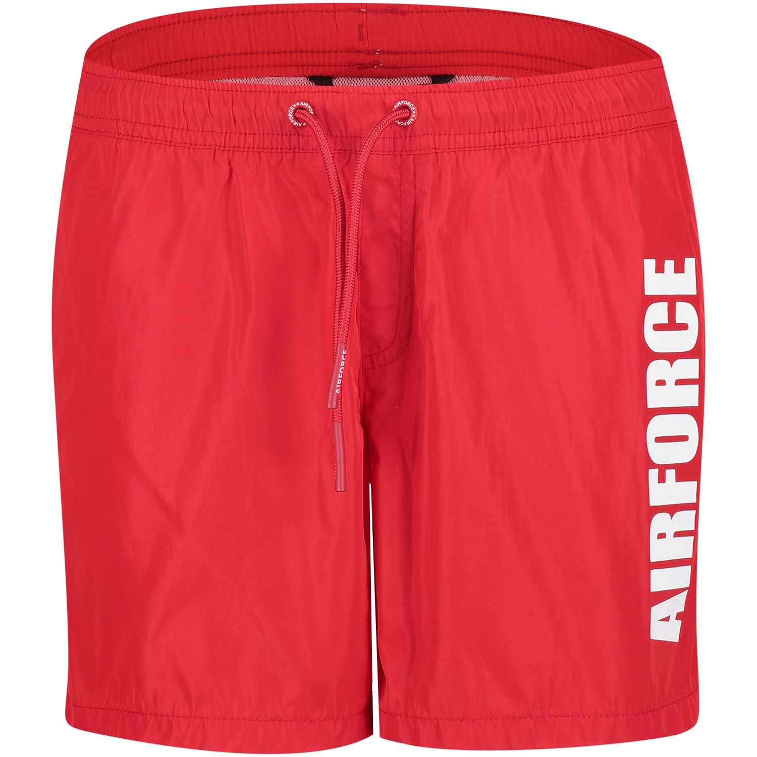 Picture of Airforce B0553 kids swimwear red