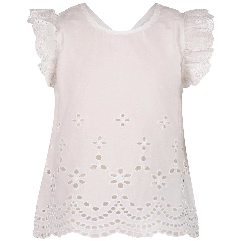 Afbeelding van Mayoral 1112 baby t-shirt wit