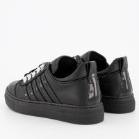 Afbeelding van Dsquared2 62413 kindersneakers zwart