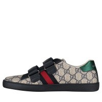 Picture of Gucci 463091 kids sneakers blue