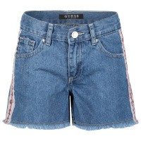 Afbeelding van Guess J92D04 kinder shorts jeans