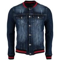 Afbeelding van My Brand MMBJA043G3001 heren jas jeans