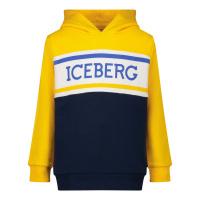 Afbeelding van Iceberg MFICE1114B baby trui navy