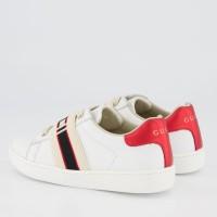 Afbeelding van Gucci 553053 kindersneakers wit