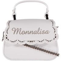 Afbeelding van MonnaLisa 17CBAP kindertas wit