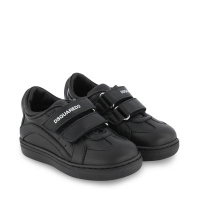 Afbeelding van Dsquared2 66991 kindersneakers zwart