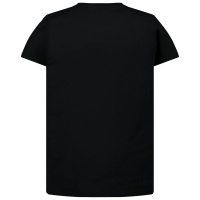 Afbeelding van Moncler 8C74410 kinder t-shirt zwart