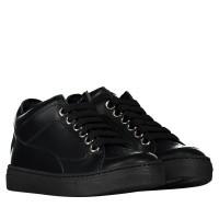 Afbeelding van Philipp Plein BSC0074 kindersneakers zwart