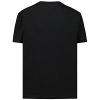 Afbeelding van Dsquared2 DQ0240 kinder t-shirt zwart