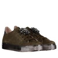 Afbeelding van Stokton 675D heren sneakers army