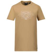 Afbeelding van NIK&NIK B8006 kinder t-shirt beige