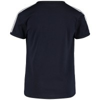 Picture of Antony Morato MKKS00387 kids t-shirt navy