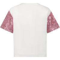 Afbeelding van Pinko 027216 kinder t-shirt wit
