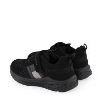 Afbeelding van Tommy Hilfiger 30998B kindersneakers zwart