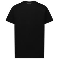 Afbeelding van Dsquared2 DQ0527 kinder t-shirt zwart
