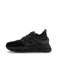 Afbeelding van Versace YB00365 kindersneakers zwart