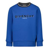 Afbeelding van Givenchy H05187 baby trui cobalt blauw