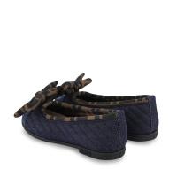 Afbeelding van Fendi JFR325 AEGT kinderschoenen jeans