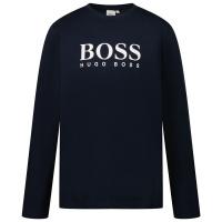 Afbeelding van Boss J25P21 kinder t-shirt navy