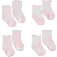 Afbeelding van Mayoral 9078 babysokjes licht roze