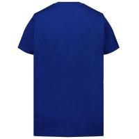 Afbeelding van Dsquared2 DQ0243 kinder t-shirt cobalt blauw
