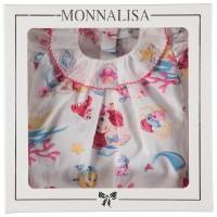 Afbeelding van MonnaLisa 353218 boxpakje wit