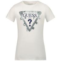 Afbeelding van Guess J1RI19 kinder t-shirt wit