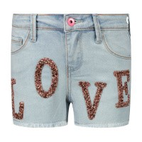 Afbeelding van BillieBlush U14368 kinder shorts jeans