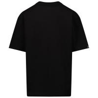 Afbeelding van MSGM 27706 kinder t-shirt zwart