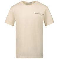 Afbeelding van Calvin Klein IB0IB00456 kinder t-shirt creme