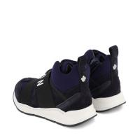 Afbeelding van Dsquared2 64974 kindersneakers navy