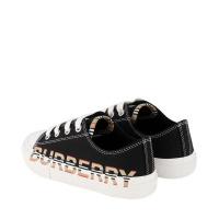 Afbeelding van Burberry 8040981 kindersneakers zwart