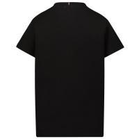 Afbeelding van Tommy Hilfiger KG0KG05700 kinder t-shirt zwart