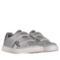 Afbeelding van Tommy Hilfiger 30287 kindersneakers zilver