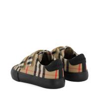 Afbeelding van Burberry 8018820 kindersneakers zwart