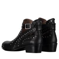 Afbeelding van Toral 10807 dames laarzen zwart