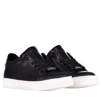 Picture of Boss J29169 kids sneakers black