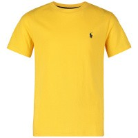 Afbeelding van Ralph Lauren 703638K kinder t-shirt geel