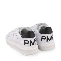 Afbeelding van Philippe Model AI20BPL0 kindersneakers wit